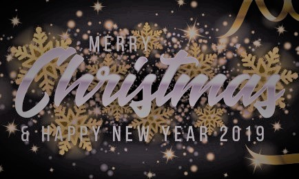 merry christmas and happy new year 2019 greeting card background 1198 910